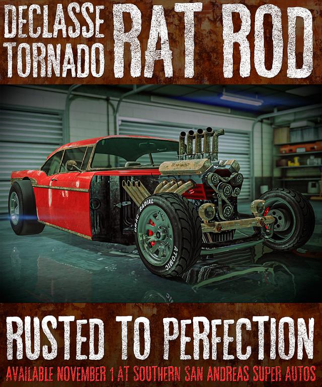 tornado rat rod