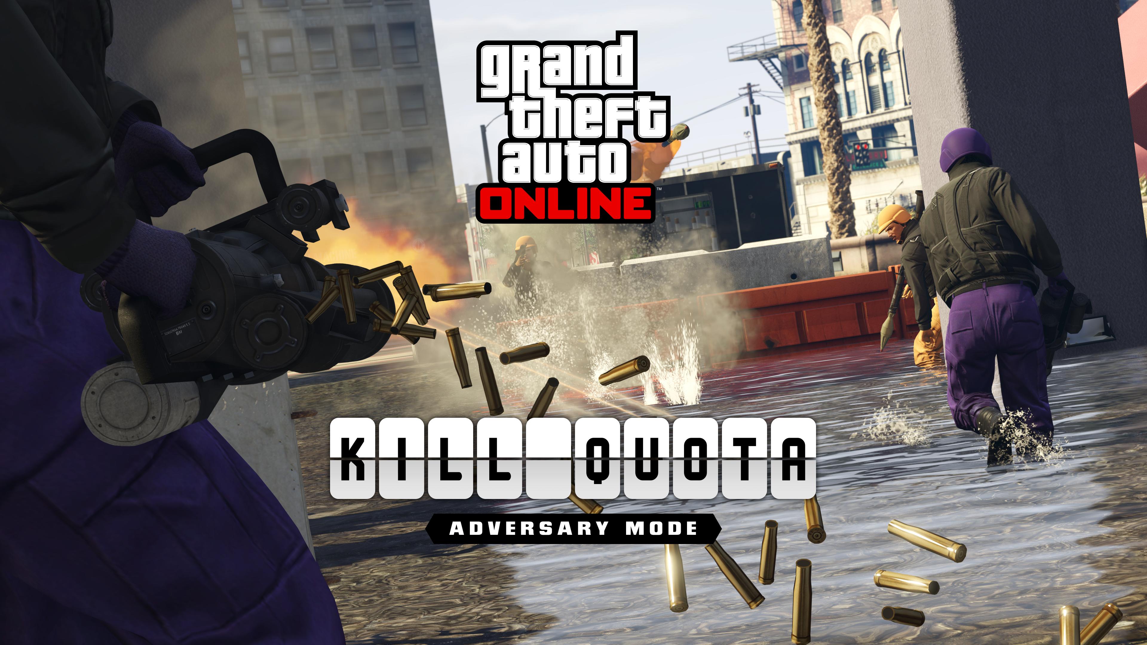 GTA Online - Passe D'Armes
