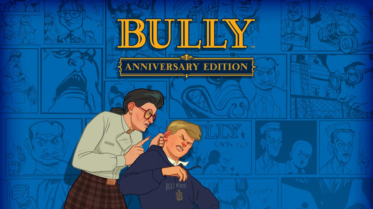Bully Anniversary Edition désormais disponible mobile
