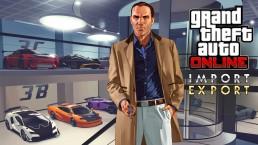 Mise à Jour Import Export GTA Online