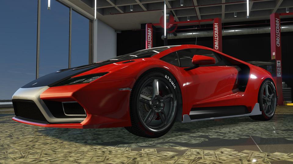 GTA Online : Nouveau Véhicule Spéciaux