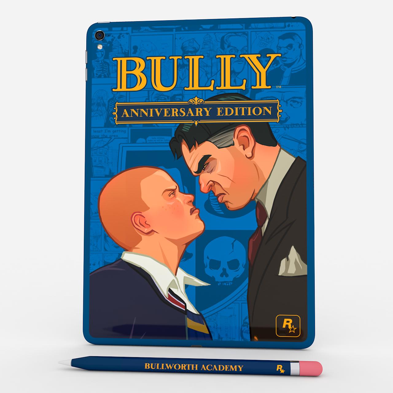 iPad Pro Bully Scholarship Edition