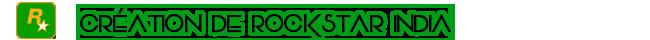 Rockstar Games - Bilan 2016 - Rockstar India