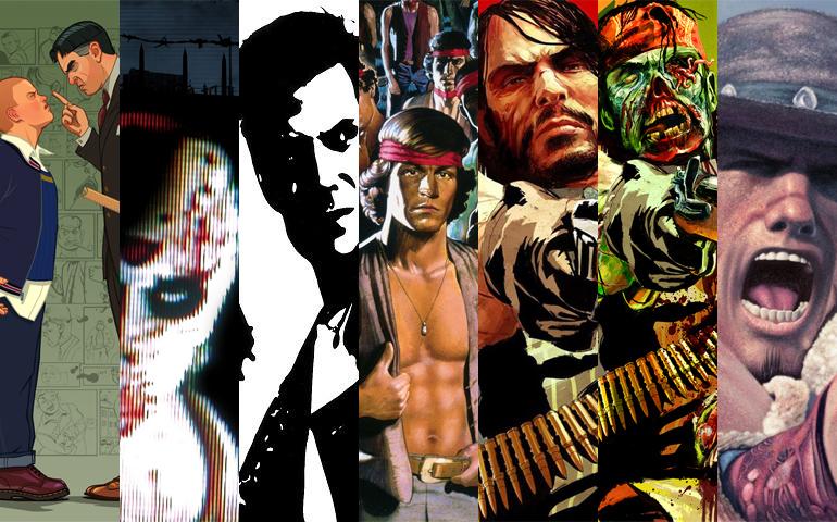 Rockstar Games Retro 2016