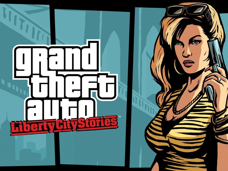 GTA Liberty City Stories dispo mobile