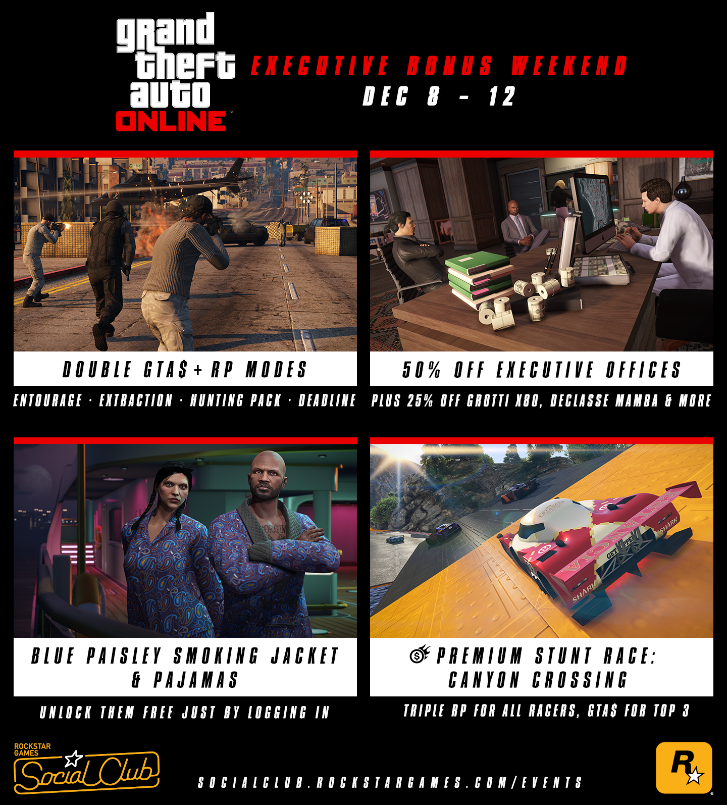 Weekend Special PDG GTA Online