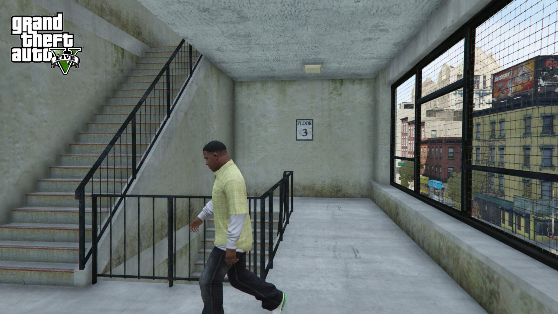Aperu GTA V Liberty City