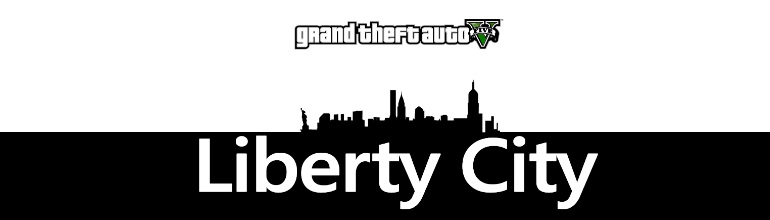 GTA V - Mod Liberty City