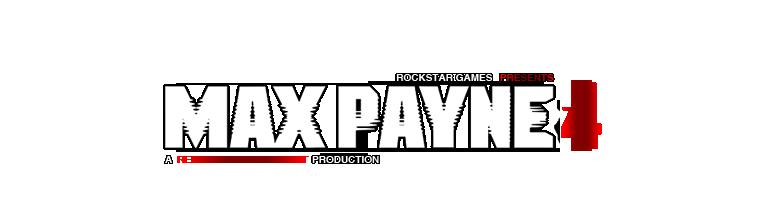 Max Payne 4 Logo