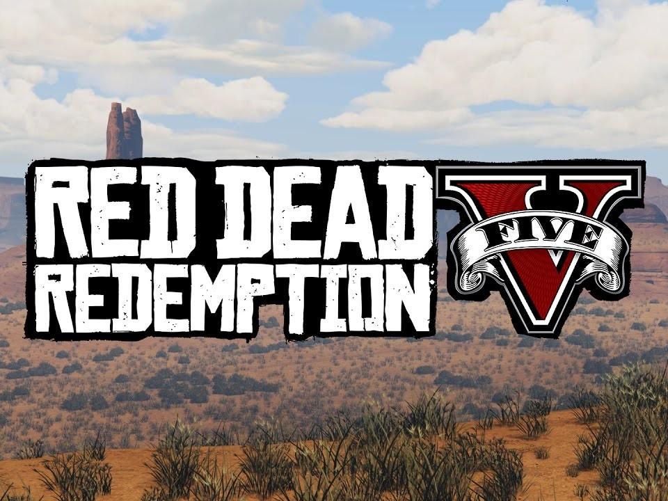 Mod Red Dead redemption pour GTA V interdit par Take Two