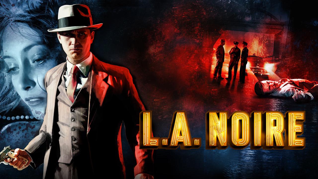 L.A. Noire Impact Red Dead Redemption 2