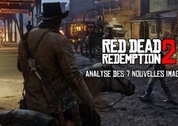 Analyse des 7 nouveaux screenshots de Red Dead Redemption 2