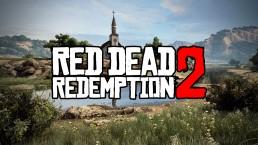 Non cette image n'est pas la première image de gameplay de Red Dead Redemption 2