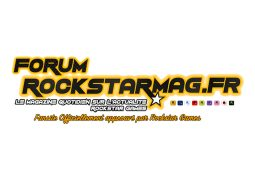 Fermeture Forums Rockstar Mag'