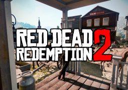 Première Image de Gameplay pour Red Dead Redemption II?