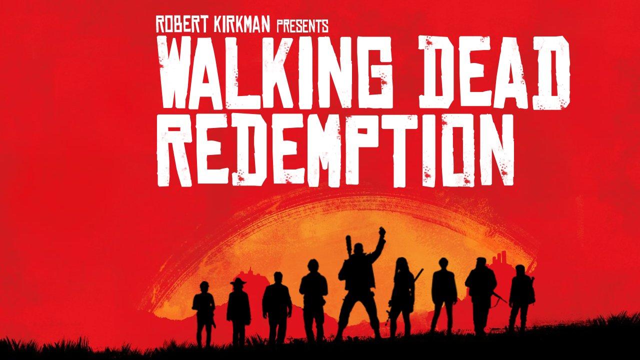 The Walking Dead Red Dead Redemption