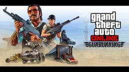 GTA Online Mise à Jour Gunrunning désormais disponible