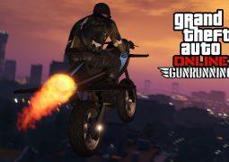 GTA Online Nouvelles Images Gunrunning