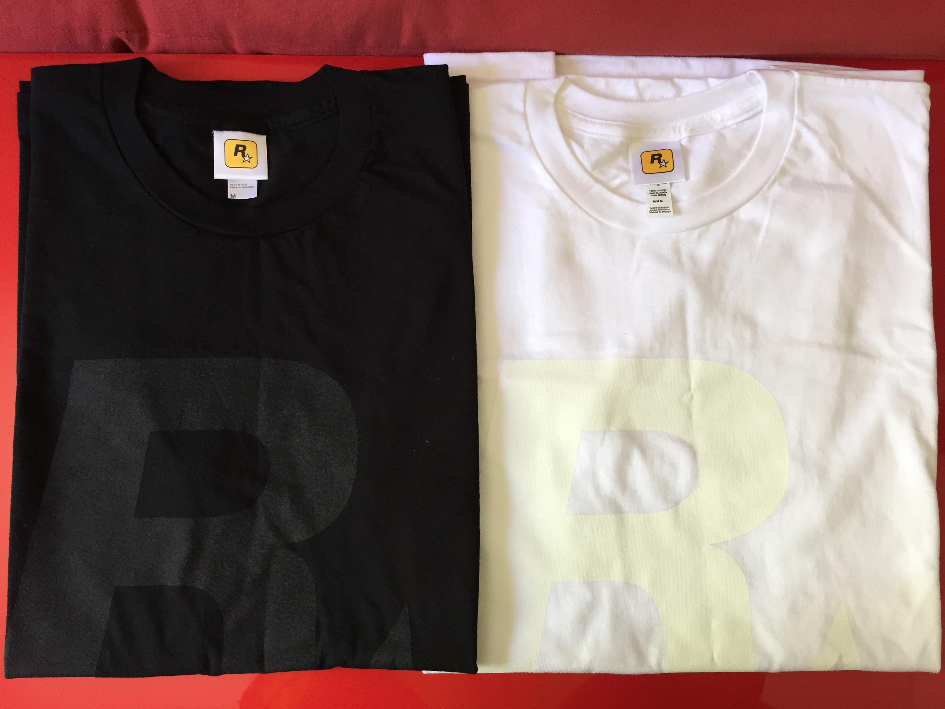 Rockstar Games - T-shirt Light
