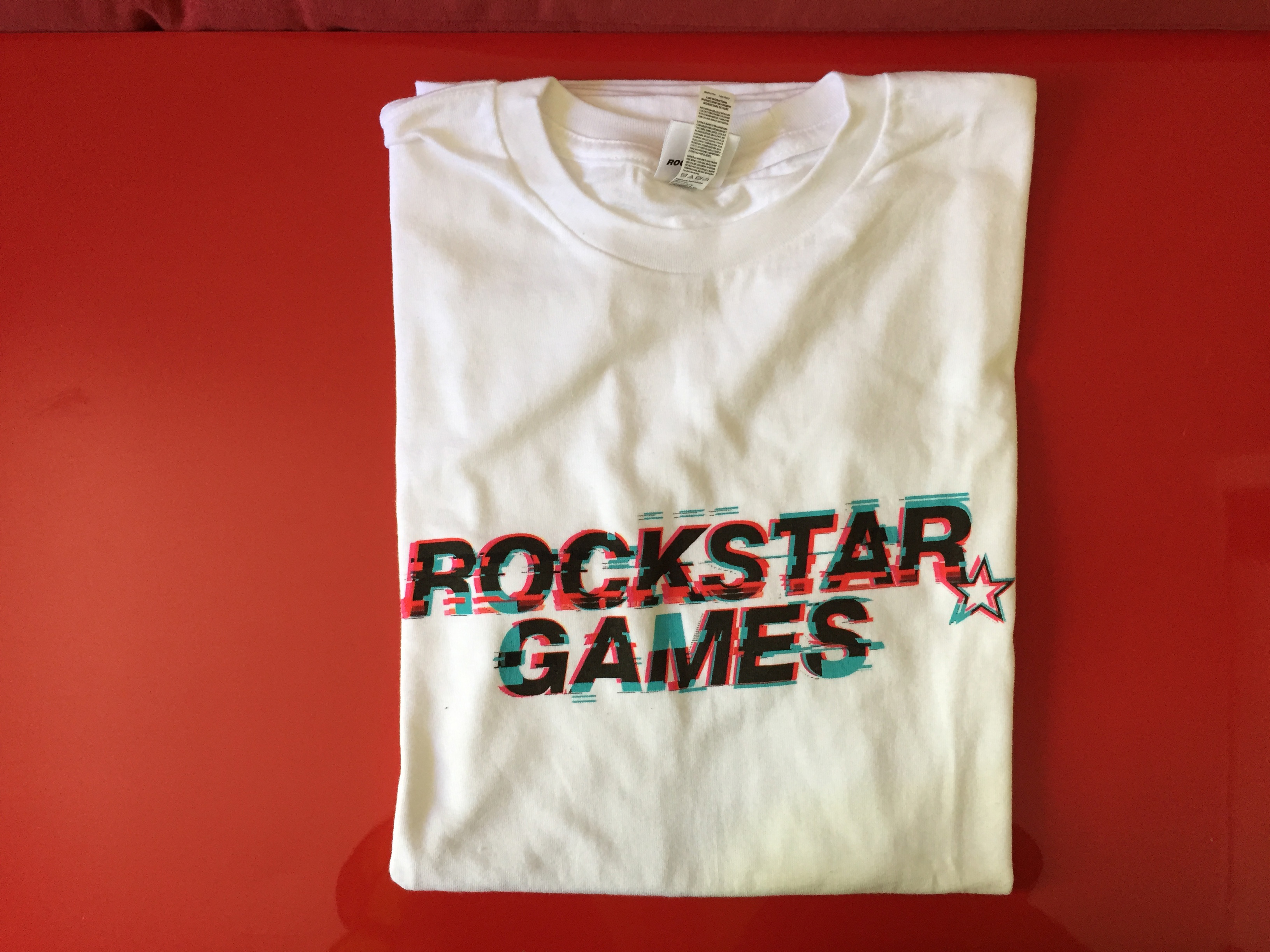 Rockstar Games - T-shirt Noise Tee