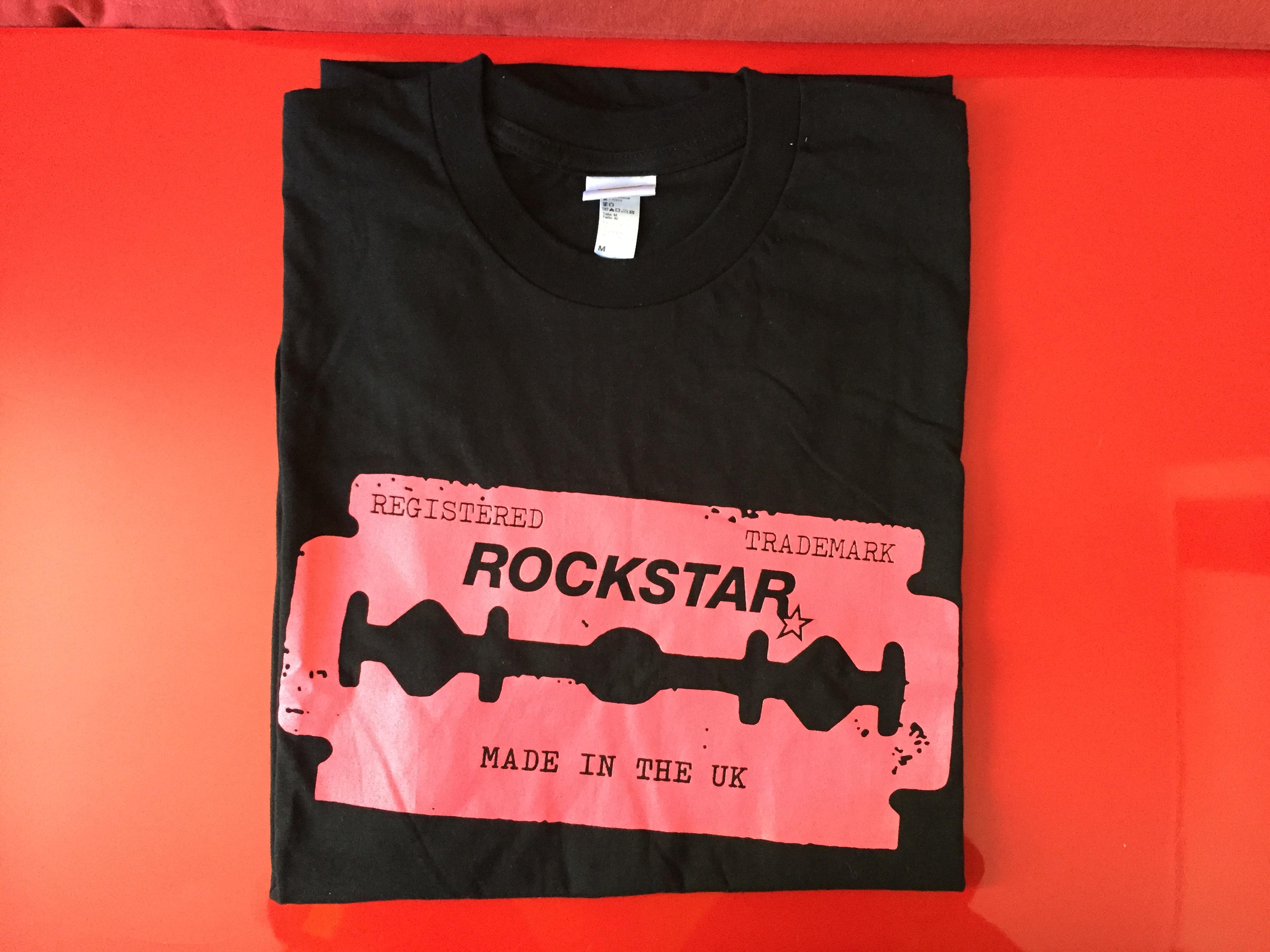 Rockstar Games - T-shirt Lame Rasoir