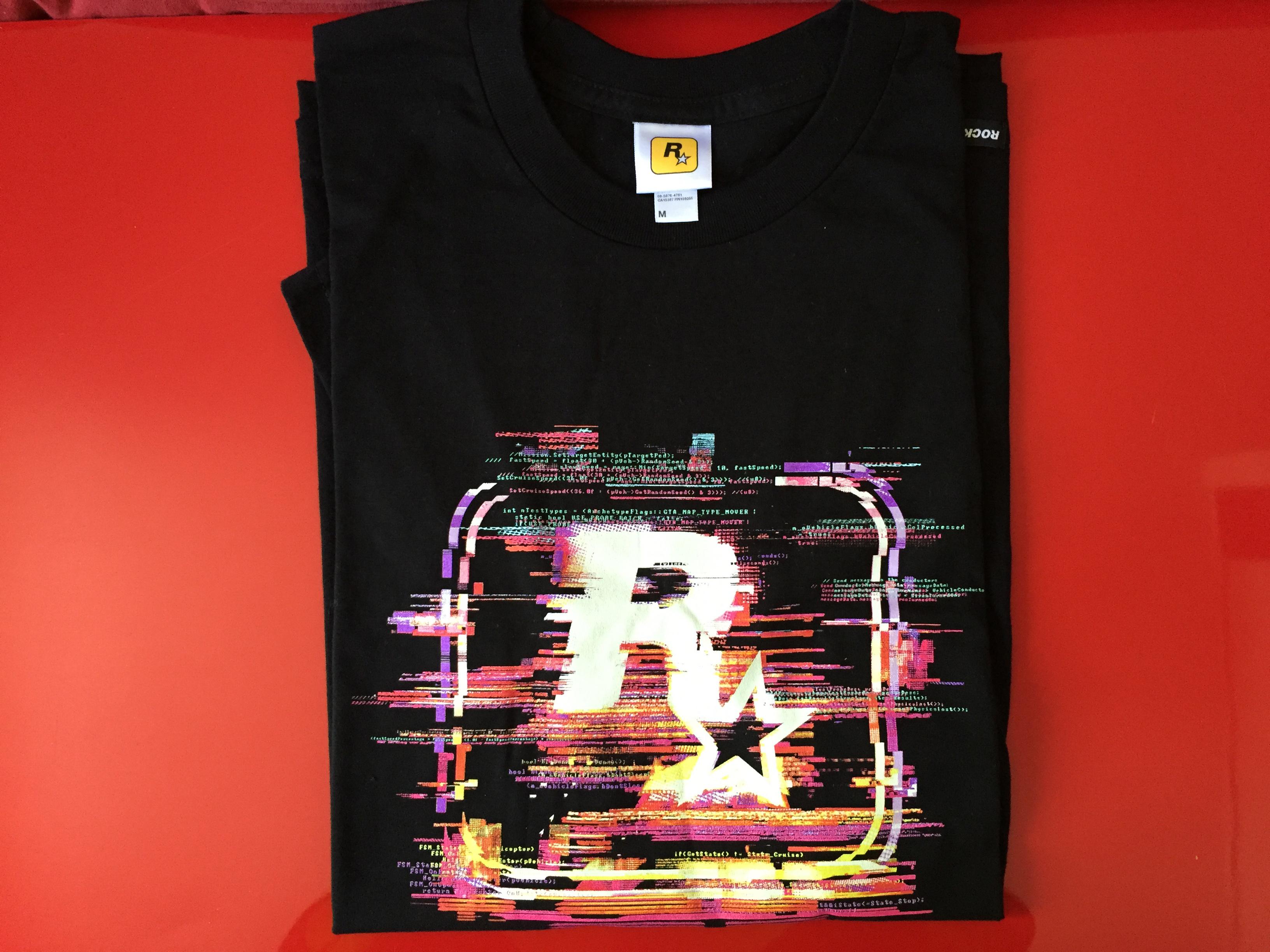 Rockstar Games - T-shirt Noise Tee Rockstar