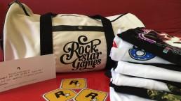 Colis Rockstar Games Cadeaux