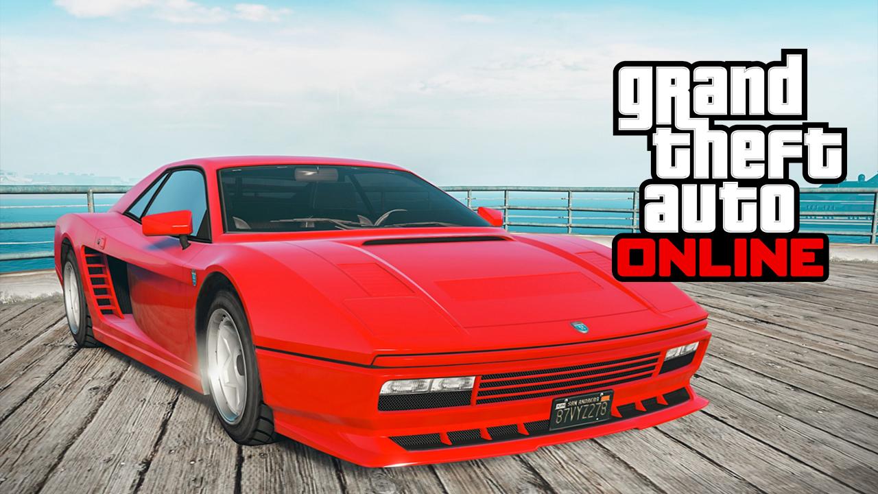 GTA Online Cheetah