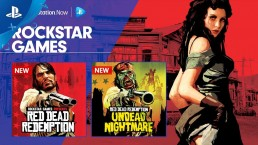 Red Dead Redemption PS4 et PC PS Now