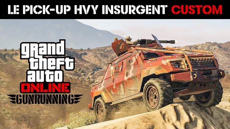 Insurgent Custom