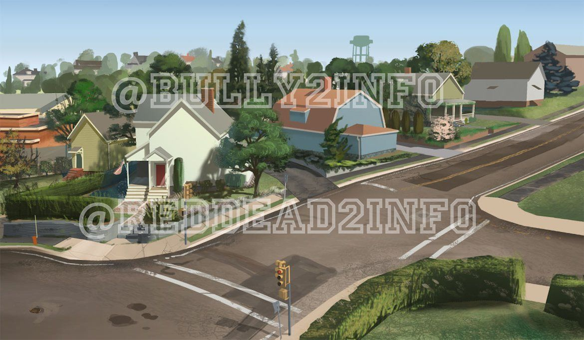 Bully II - Concept Art