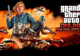 GTA Online La Mise à Jour Smuggler's Run est Disponible