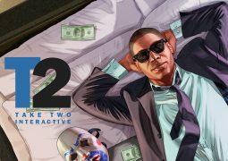 Les recettes de GTA Online dépassent les espérances de Take-Two