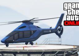 Les hélicoptères en réduction sur GTA Online