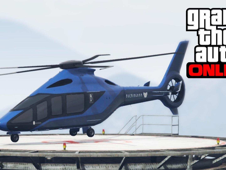 GTA Online les hélicoptères en promotion