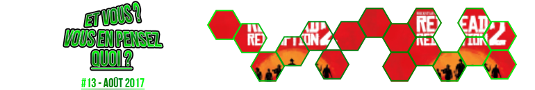 Sondage Août 2017 : Infos Red Dead Rédemption 2 - Rockstar Mag