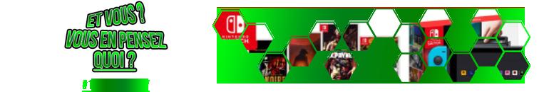 Et Vous ? Vous en pensez quoi ? Rockstar Mag' - Sondage Aout 2017 Jeux Nintendo Switch