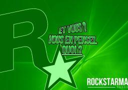 Rockstar Mag – Et Vous ? Vous en pensez quoi ? #12