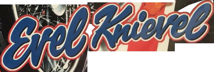 Logo Evel Knievel