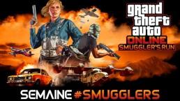 Semaine Spéciale GTA Online Smugglers Run Contrebandiers