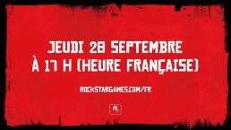 Infos Red Dead Redemption 2 28 septembre 2017