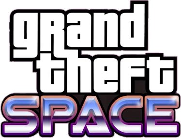 Logo Grand Theft Space
