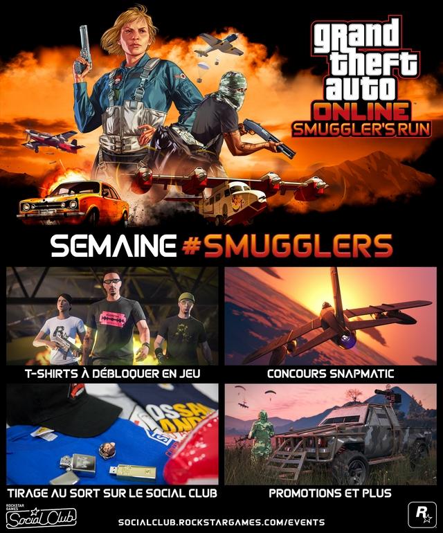 Smugglers Run GTA Online