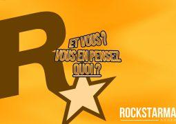 Et vous ? Vous en Pensez quoi ? Sondages Rockstar Mag' Octobre 2017