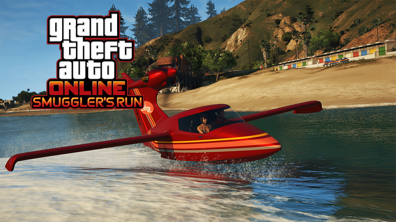 GTA Online Western Seabreeze