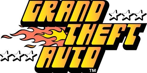Logo Grand Theft Auto 1