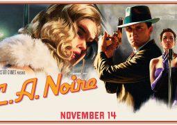 L.A. Noire Dispo sur PS4, One et Switch
