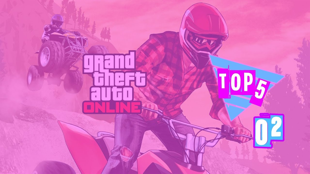 Top 5 by Rockstar Mag' Meilleues Mises à Jour GTA Online