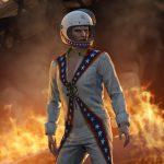 GTA Online - Mise à Jour Hunter - Tenue Spéciale