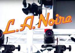 L.A. Noire Dossier Technologies Utilisées